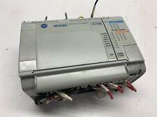 Used Allen Bradley 1764 24bwa Sera Micrologix 1500 1764 Lsp Processor Ecr W3
