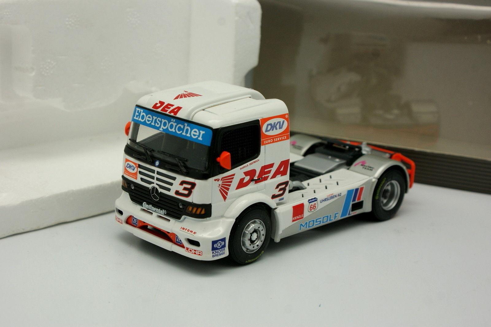 Minichamps 1 43 - Mercedes Actros Race Truck DEA Markus Oestreich