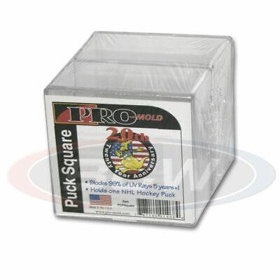 Sensible 54x Pro Mold Hockey Puck Square 27 Packs Of 2 Pm-pcpsq 5 Year+ Uv