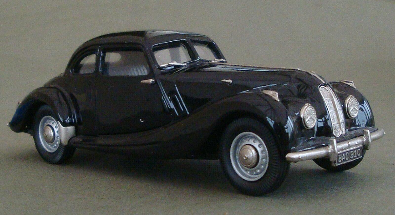 Lansdowne Modelos 1947 Bristol 400