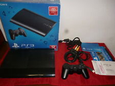 Console Sony Play Station 3 PS3 SUPER SLIM 12 GB – Boxata- PS3 PAL ITA