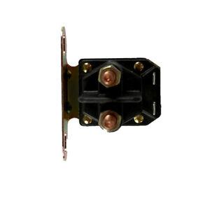 Stens 435-151 Starter Solenoid,Black