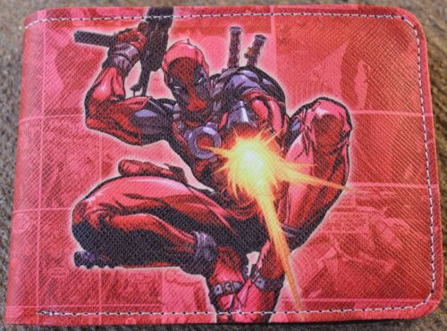 Deadpool Jump wallet X-Men Wolverine Marvel Comics US Seller avengers