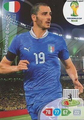 N°217 ALESSANDRO DIAMANTI # ITALIA PANINI CARD ADRENALYN WORLD CUP BRAZIL 2014