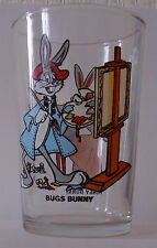 Verre à moutarde BUGS BUNNY Warner Bros Inc 84. VM 290