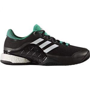 Adidas Mens Barricade Boost 2017 Clay Tennis Shoes - RRP £130!   eBay