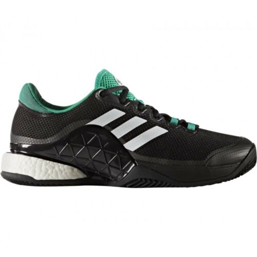 Adidas Mens Barricade Boost 2017 Clay Tennis Shoes RRP 130!