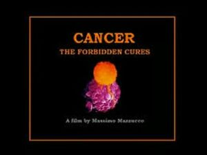 Cancer-The-Forbidden-Cures-Massimo-Mazzucco-Documentary-on-plain-DVD-R