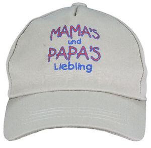 Junior-Cap-Muetze-Mamas-amp-Papas-Liebling-bej