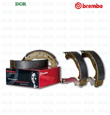 Brembo bremsbackensatz s50504 para Smart