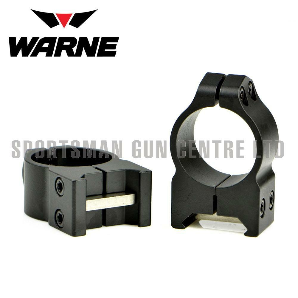 Warne 30mm Mate Extra Alto PA 216M