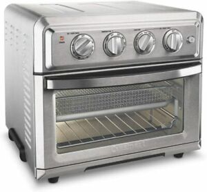 Cuisinart TOA-60FR Air Fryer Toaster Oven Silver