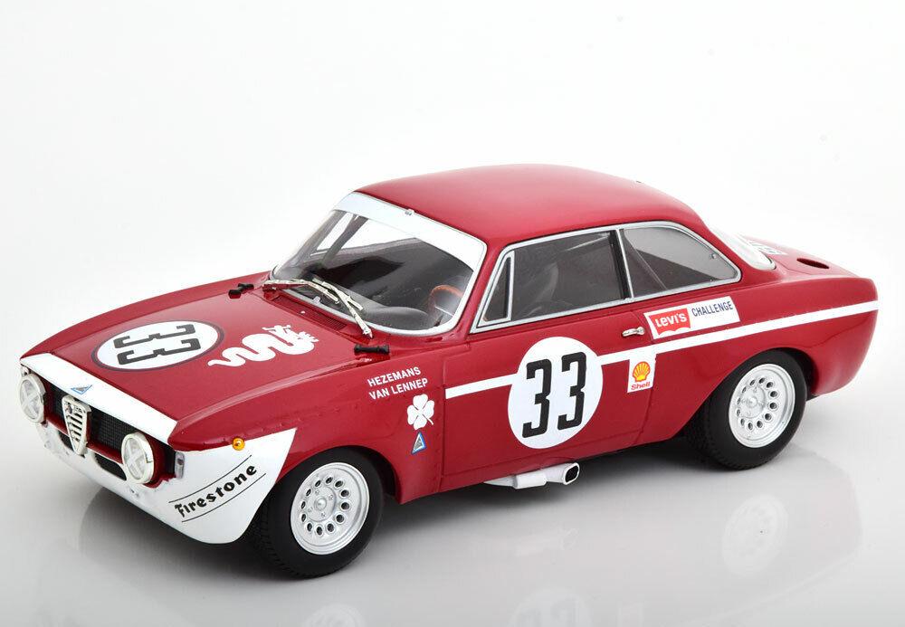 Minichamps Alfa Romeo Gta 1300 Junior  6h Jarama 1972  33 1 18 Scale LE300 Neuf  acheter pas cher