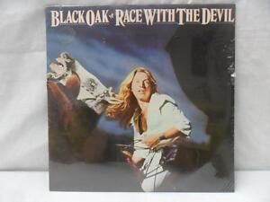 Details about BLACK OAK LP: Race With The Devil, SEALED, 1977, Capricorn