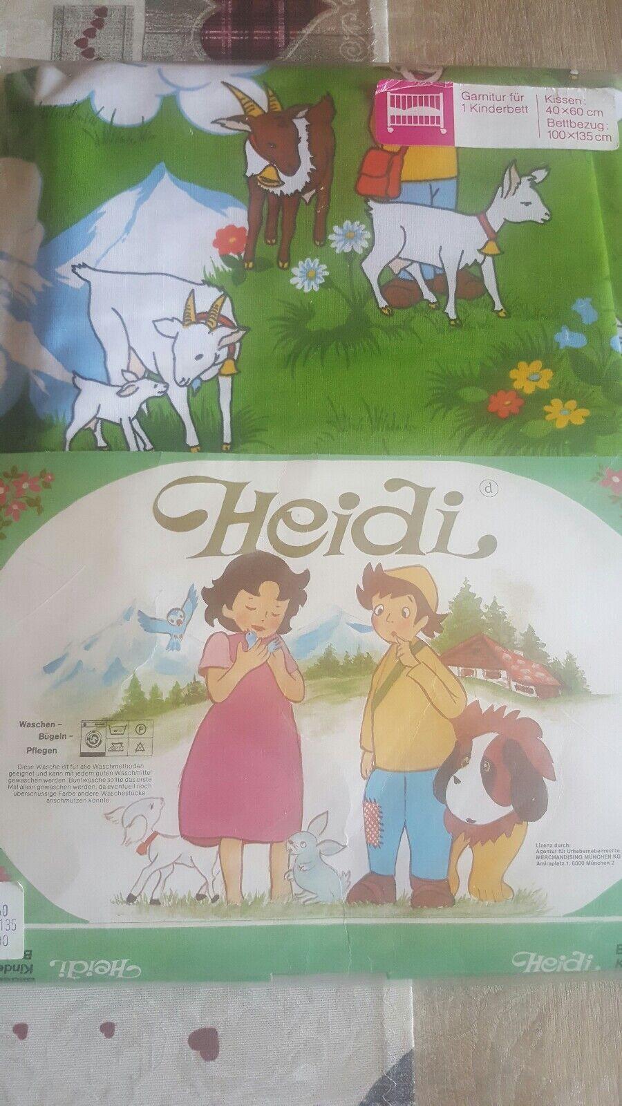 Heidi bettwäsche vintage   Hochwertige Produkte