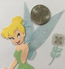 TINKER BELL Dimensional Stickers (5pc)Disney•Jolee's•Princess•Peter Pan •Cartoon