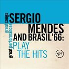Play the Hits by Sergio Mendes & Brasil '66 (CD, Jul-2010, Verve)