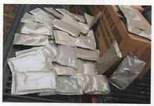 Military surplus MRE's (Meals Ready to Eat) 16 Main Entrees & 5 Side Dishes