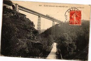 CPA St-BONNET-de-ROCHEFORT - Le Pont de Rouzat (262500)