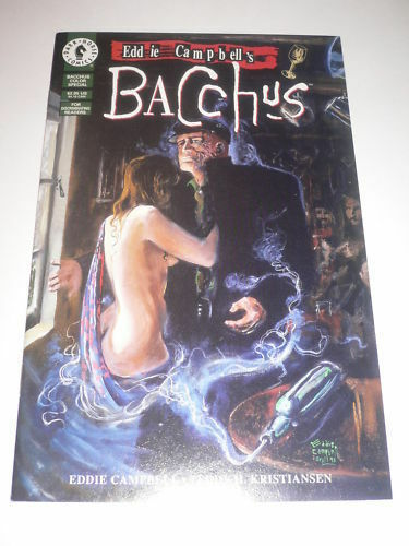 Bacchus Color Special VF-NM Dark Horse Comics Apr 1995
