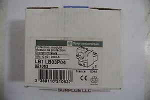Telemecanique-LB1LB03P04-Overload-NEW-IN-BOX