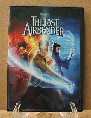 Dvd The Last Airbender 2010 Widescreen Ebay