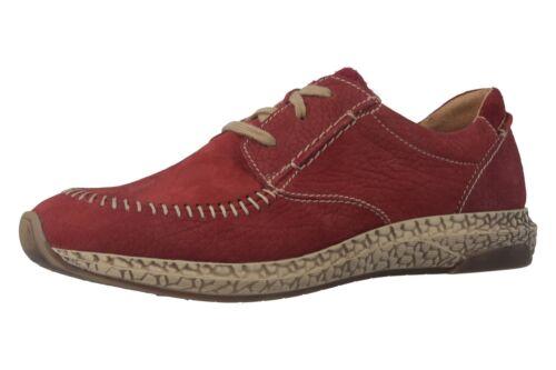 Scarpe da grandi donna Rosso dimensioni In Seibel Josef Xxl Copriscarpe wxXTS7qRY