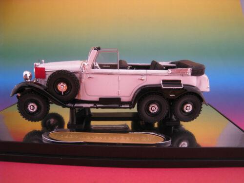 Mercedes-Benz g4 Ouvert 6 rädrig 1:43 neuf dans sa boîte