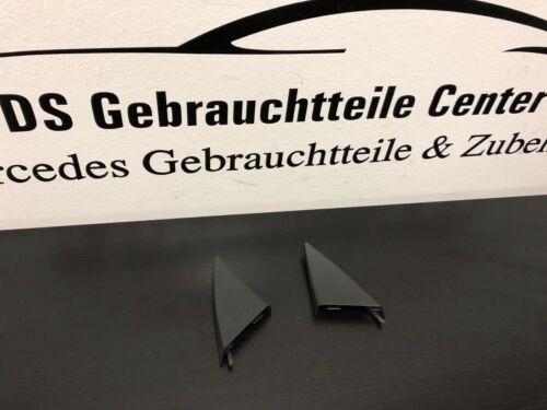 Orig Mercedes SLK r170 Miroir Triangle Carénage Rétroviseur Extérieur Droite Gauche