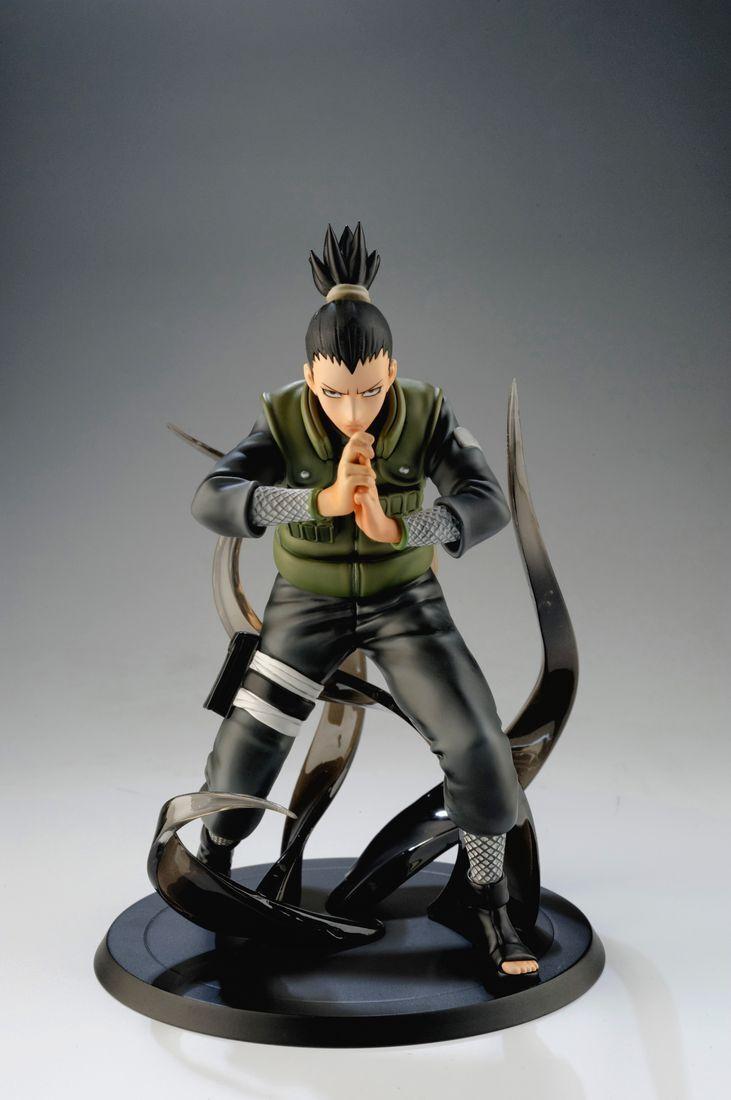 Tsume XTRA Naruto Shippuden Shikamaru Nara Statue 1/10 Scale 19cm