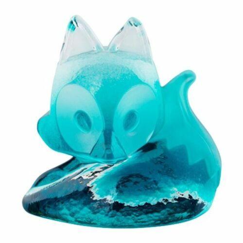 "Glas Skulptur Coarse /"" Fuchs/"" Figur Neu OVP Fox Ikea Art Event 2018"