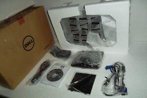 "Dell E1914H LED Monitor 19"" Widescreen Black VGA 1366x768 E1914Hf HDNH9 320-9774"