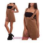 Salopette femme short velours de coton global costume short neuf CJ-1803