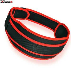 Back-Support-Power-Training-Weight-Lifting-Belt-Gym-Lower-Lumber-Pain-Athletics