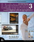 The Adobe Photoshop Lightroom 3 Book for Digital Photographers by Scott Kelby (Paperback, 2010)