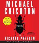 Micro von Michael Crichton (2012)