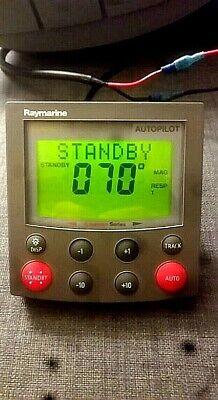 Raymarine St6001 Headcontrol Tested !!!! Om Een Hoge Bewondering Te Winnen En Is Op Grote Schaal Vertrouwd Thuis En In Het Buitenland.