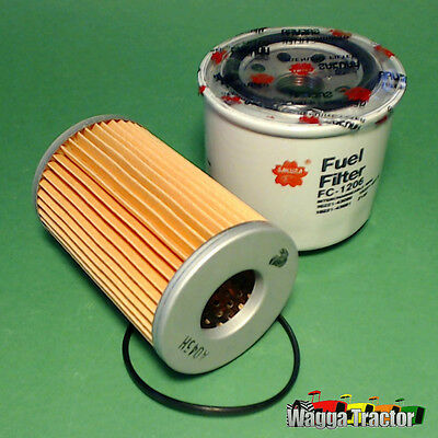 FLK5223 Oil Fuel Filter Kit Kubota L1500 L1501 L1511 L1801 Tractor w Catridge LF