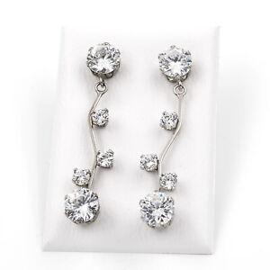 Castellano-Jewels-Pendientes-Mujer-Oro-18-k-Con-cristales-de-Swarovski