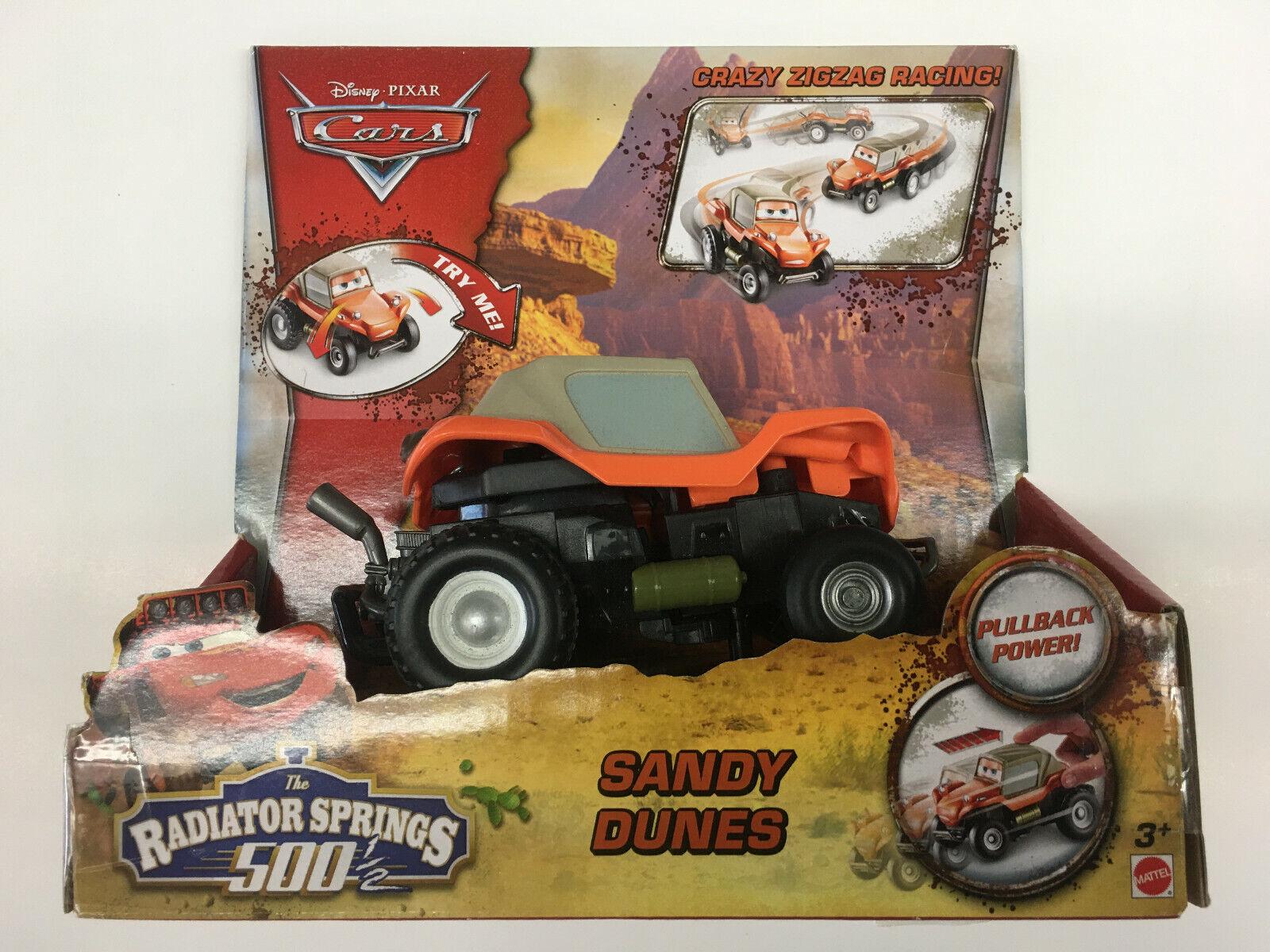Disney Pixar Cars Radiator Springs 500 Sandy Dunes For Sale Online Ebay