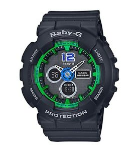 Casio-Baby-G-BA120-1B-Sporty-Color-Black-Anadigi-COD-PayPal