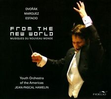 Hamelin; Youth Orchestra Of...-From The New World CD NEW