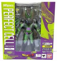 Bandai S.h. Figuarts Dragon Ball Z Perfect Cell Action Figure Sh Usa Seller