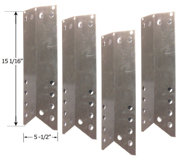 Heat Shield 720-0677 720-0718C 3-PK 720-0718B 720-0670E Nexgrill 720-0718N