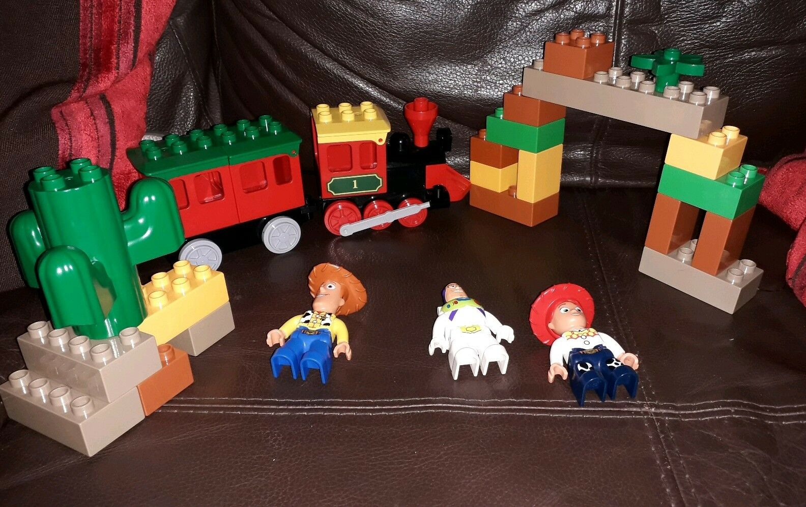 Lego duplo 5659 Toy Story - The great train chase