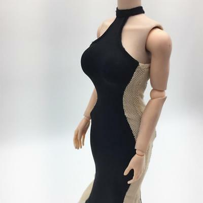 1:6 Female Clothing Evening Gown Party Dress for 12/'/' Hot Toys Kumik Body