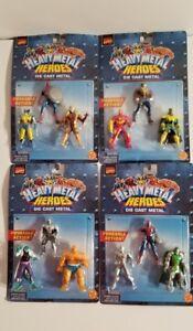 Marvel Heavymetal Heroes Métal Coulé
