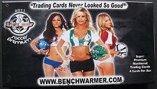 2012 Benchwarmer Soccer Premium Hobby Box 4-Cards per Box!!