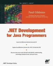 .NET Development for Java Programmers