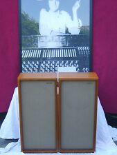 Tannoy Monitor Gold 12s  Rarest 1970s  bi amp option for Martin Hannett producer
